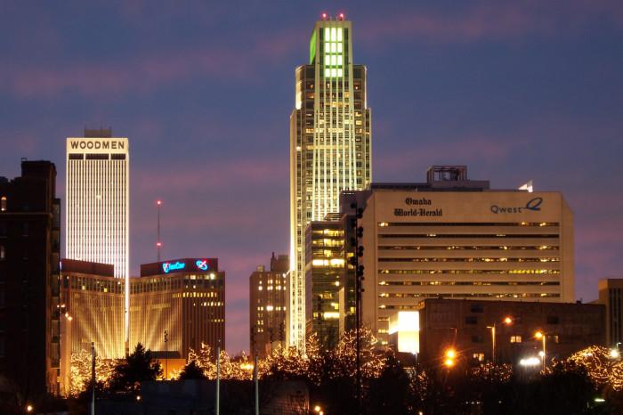 5. The Omaha Skyline