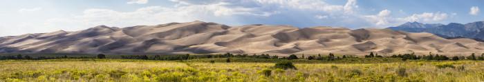 11. Great Sand Dunes National Park.