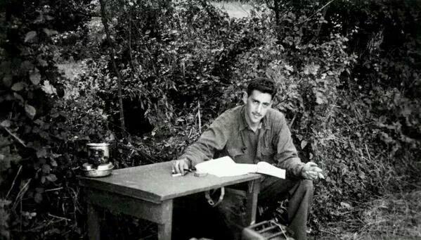 7. J.D. Salinger