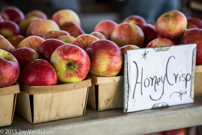 2. The local produce elsewhere just doesn't compare to Michigan's.