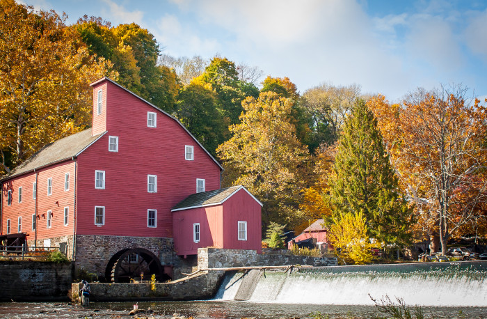 14. Red Mill Museum
