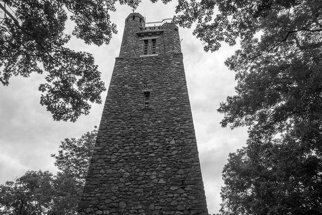 9. Bowman's Hill Tower