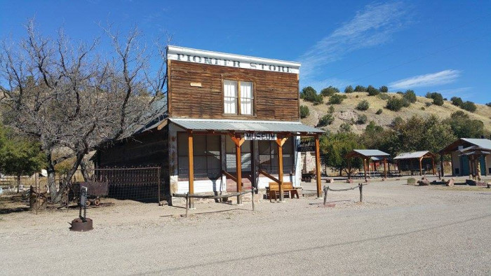 6. Chloride, New Mexico