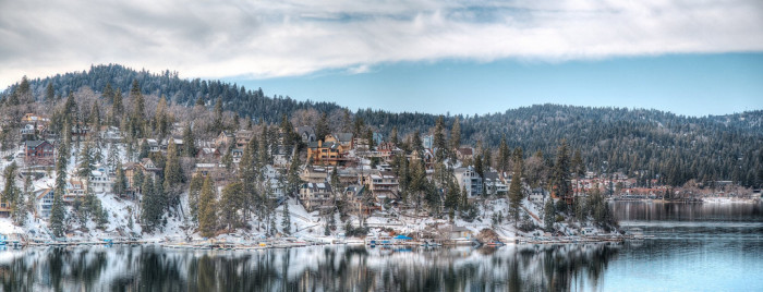 3.  Lake Arrowhead, CA