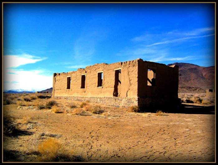12. Fort Churchill State Historic Park - Silver Springs, Nevada
