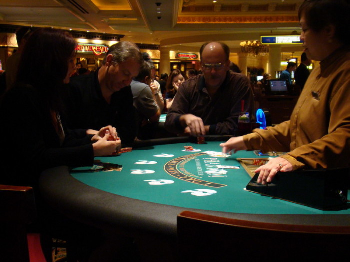 3. Gamblers sometimes struggle with the possibility of losing it all.