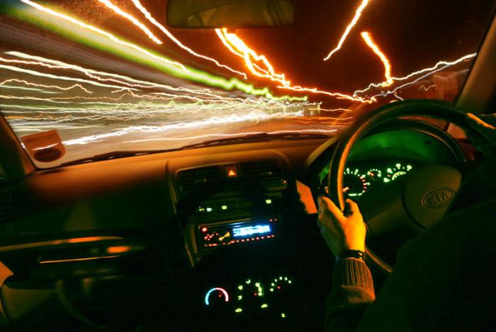 7. Traffic, Reckless Driving, & Speeding