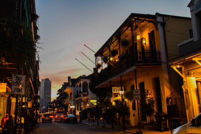 10. French Quarter, New Orleans