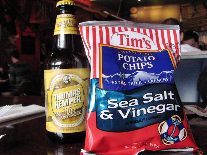 3. Tim's Cascade Potato Chips