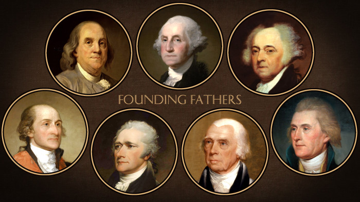 6. You know more than most about the Founding Fathers.