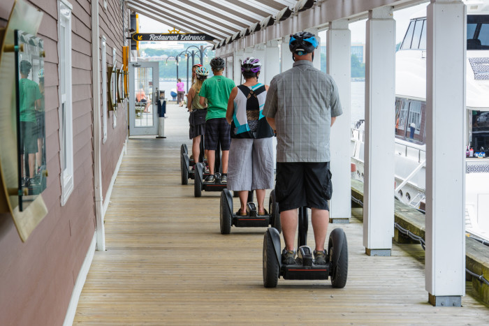 9. The Segway