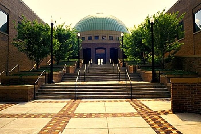 10. Birmingham Civil Rights Institute