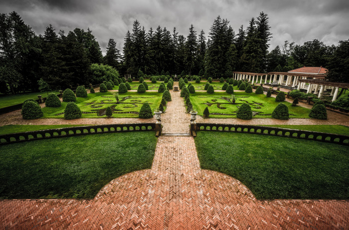 9. Sonnenberg Gardens
