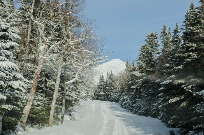 1. Mount Washington