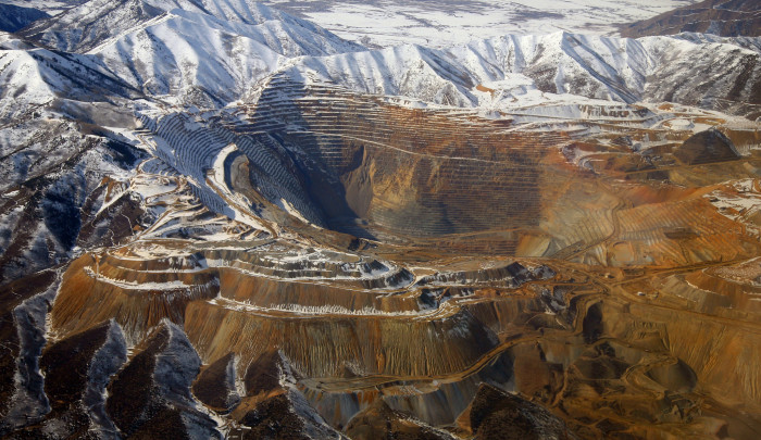 15. Bingham Canyon Mine