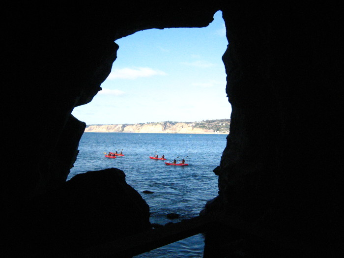 7. The La Jolla Sea Caves