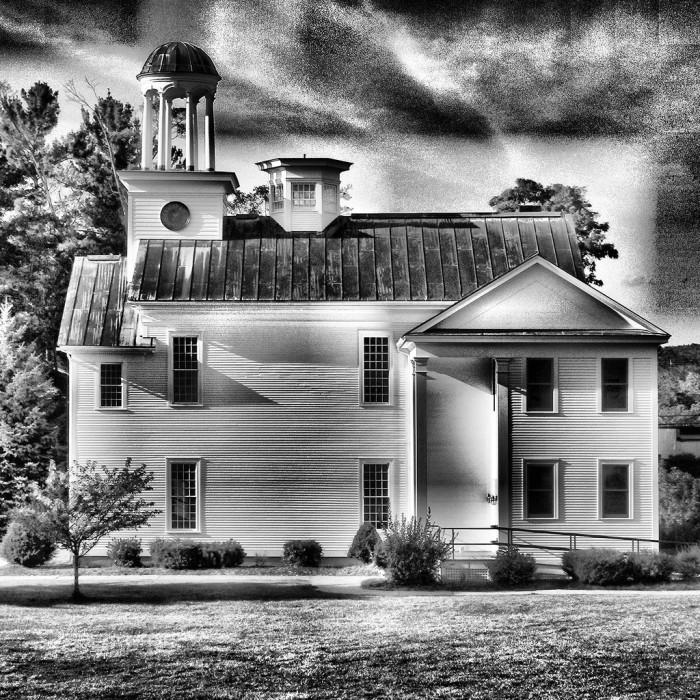 7.  Castleton State College - Seminary Street, Castleton, VT