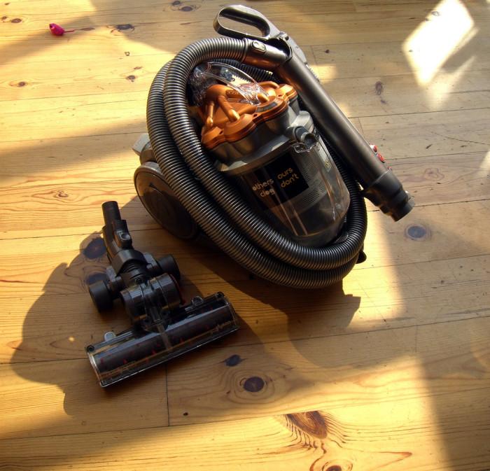 7. The Vacuum Cleaner