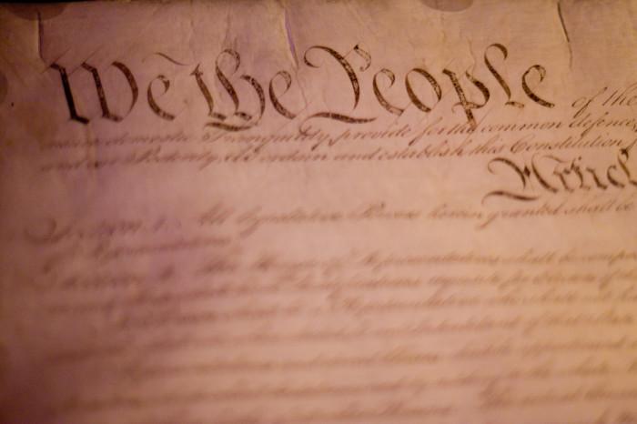 1. The Constitution