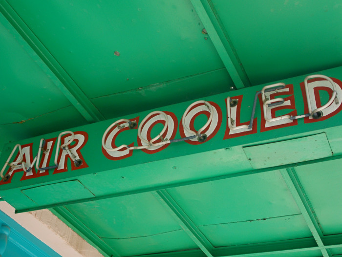 9. Cooling for those hot summer days.