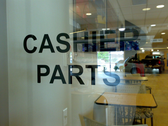 4. In Brooklyn Center, this place is clearly for people who need to purchase extra hands for their cashiers.