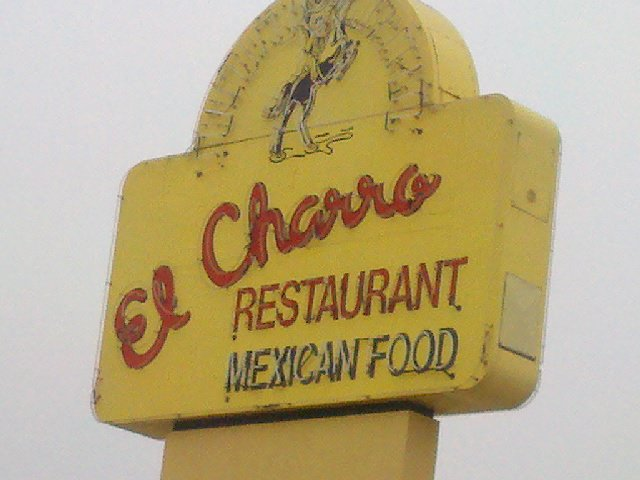 4. El Charro (Dodge City)