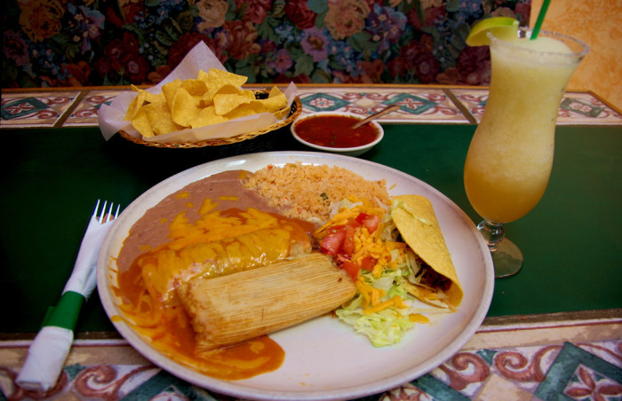 4. Arizona also has some amazing food, and is starting to become a foodie state.