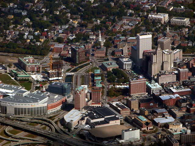7. Few other capitol cities are as exceptional as Providence.