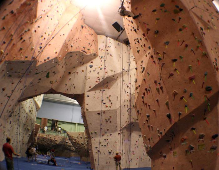 1. Earth Treks Climbing Centers, various locations