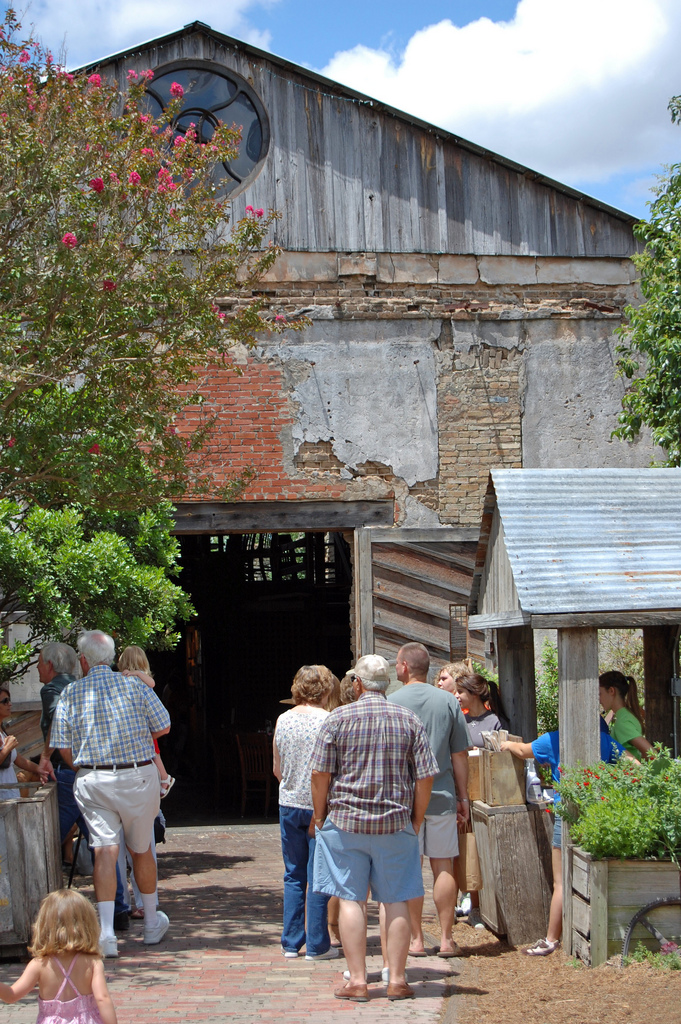 7. Last stop - dinner at the Gristmill
