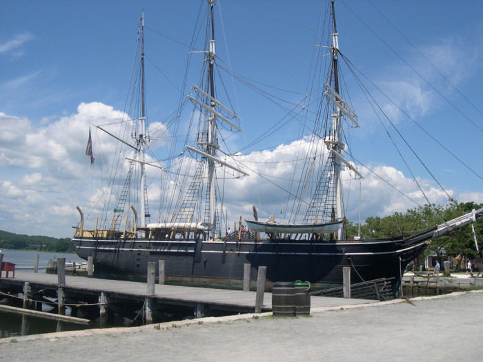 1. Mystic Seaport - Mystic