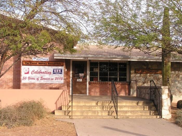 12. Postal History Foundation, Tucson