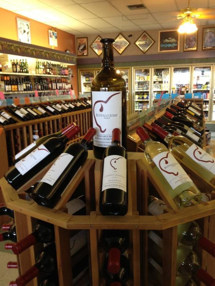 1. Buffalo Jump Winery, LLC