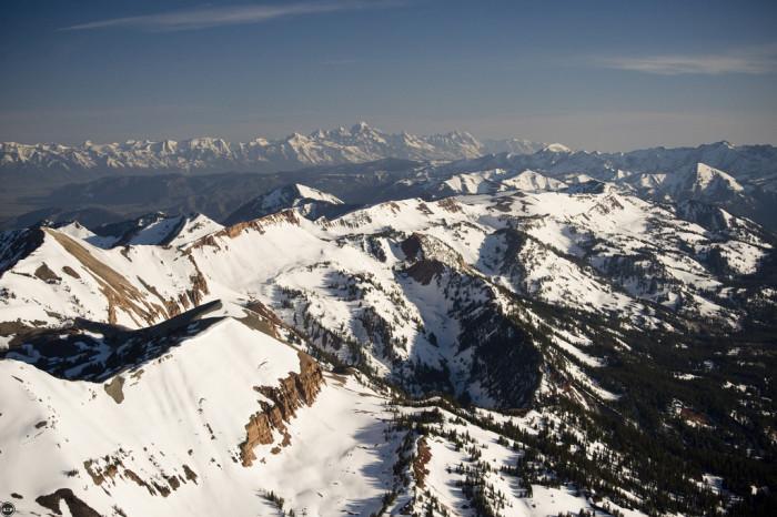 7. High Peaks of the Wyoming Range