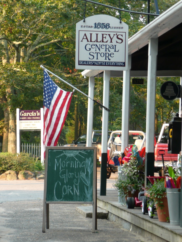 9. Alley's General Store, Martha's Vineyard