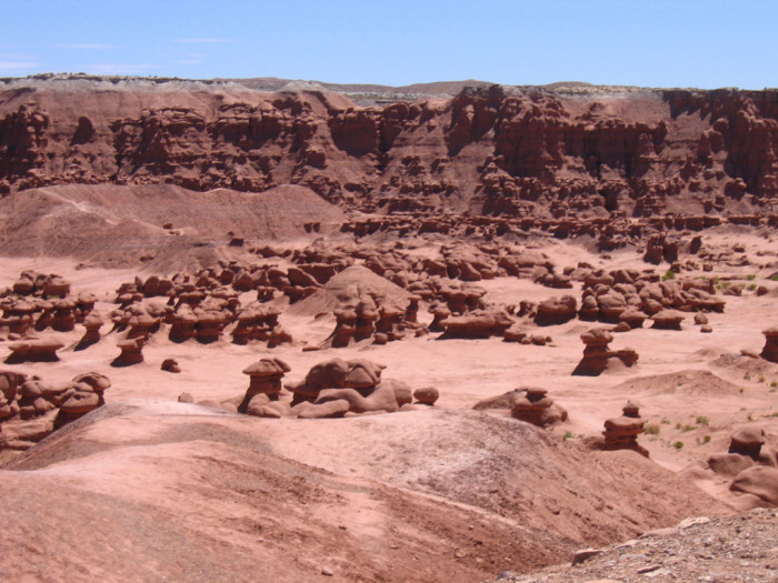 4. Goblin Valley State Park