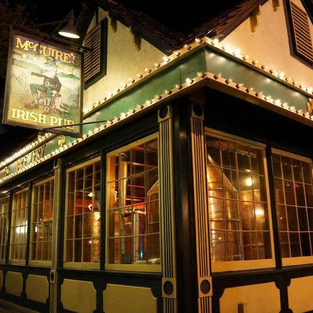 5. McGuire's Irish Pub, Pensacola