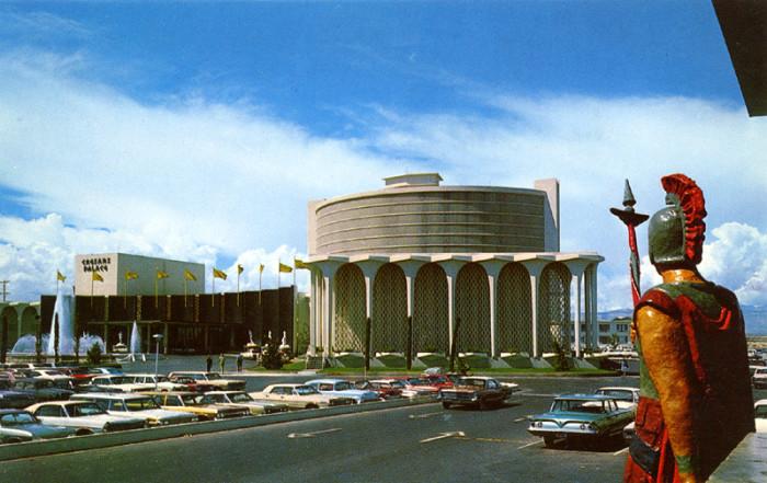7. Caesars Palace, 1960s - Las Vegas, NV