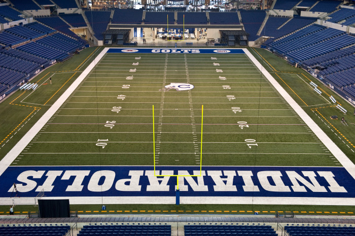 3. The Baltimore Colts become the Indianapolis Colts