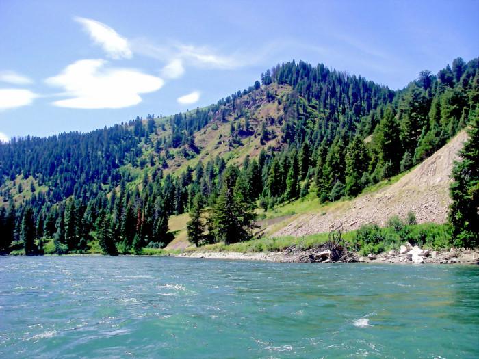 1. Snake River