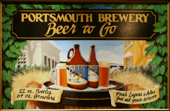 9. The Portsmouth Brewery, Portsmouth