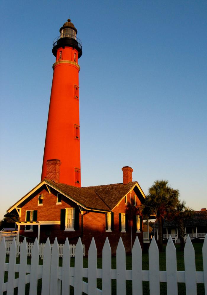5. Ponce de Leon Inlet Light, south of Daytona