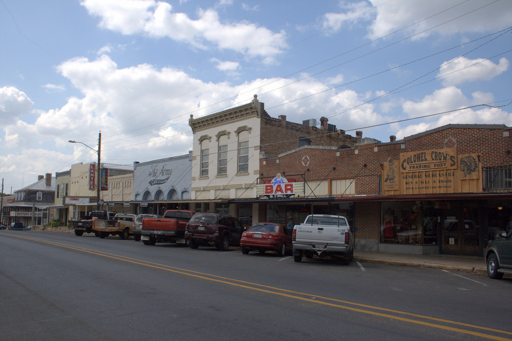 15 Of The Best Historic Main Streets In Texas