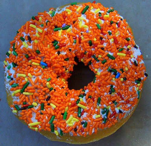 5. Try eating a donut after you've had one from Allie's...
