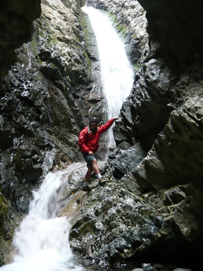 6. Zapata Falls (Mosca)