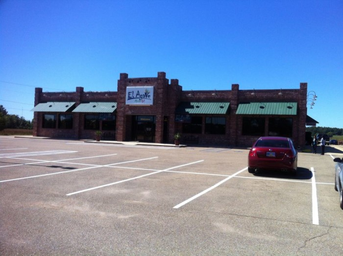 2. El Agave Mexican Grill, New Albany