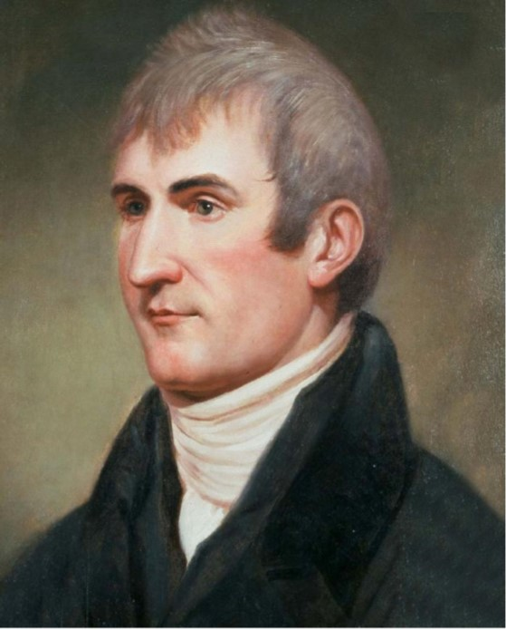3. In 1809, well-known explorer Meriwether Lewis died from a gunshot wound while on the Trace. Historians still debate as to whether it was murder or suicide that took Lewis' life.