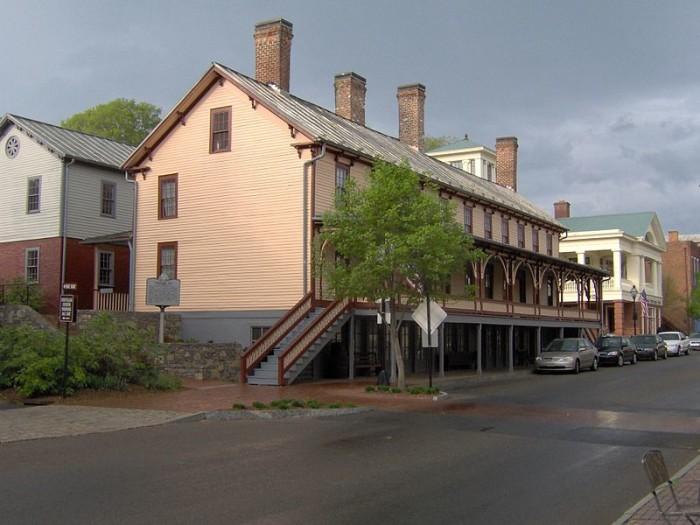The Chester Inn, built in 1797