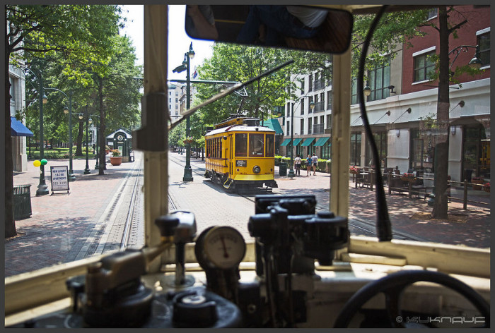 3) The once-upon-a-time Memphis streetcar system