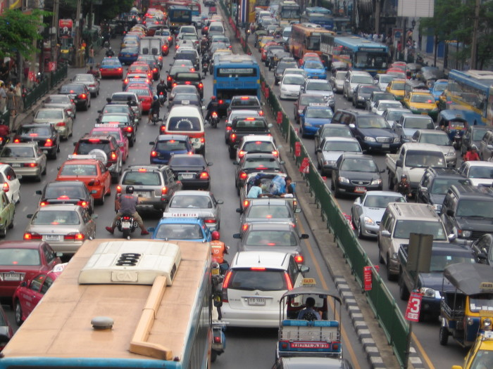 3. Our Traffic Jams are Minor